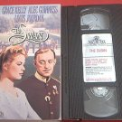 THE SWAN~VHS~GRACE KELLY, LOUIS JOURDAN, ALEC GUINNESS~RARE~1956