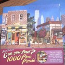 CEACO 1000 PC JIGSAW PUZZLE~JUANITA'S BODEGA~JOAN STEINER~COMPLETE~CAN YOU FIND IT?