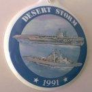 OPERATION DESERT STORM ORNAMENT ~1991~SHIPS