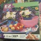 M BRADLEY EZ GRASP JIGSAW PUZZLE ~SWEET RETREAT~COMPLETE~300 LARGE PIECES~FRUIT/FLOWERS