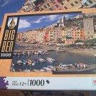 M BRADLEY BIG BEN JIGSAW PUZZLE ~PORTOVENERE LIGURIA ITALY~COMPLETE