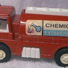 TOOTSIE TOY VINTAGE 1970 CHEMICAL EXTINGUISHER TRUCK