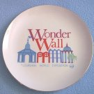 WONDER WALL SOUVENIR PLATE ~1984 LOUISIANA WORLD EXPOSITION ~JAPAN