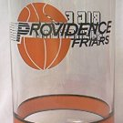 GETTY PROMOTIONAL PREMIUM GLASS TUMBLER ~PROVIDENCE FRIARS~BIG EAST BASKETBALL