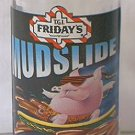 TGI FRIDAY'S ADVERTISING LIQUEUR SHOT GLASS ~MUDSLIDE~PIG ON SURF BOARD