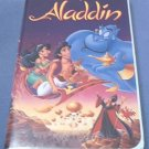 DISNEY'S ALADDIN~VHS~ANIMATED CLASSIC~FAMILY~BLACK DIAMOND EDITION