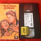 THE CHALK GARDEN~VHS~HAYLEY MILLS~DAME EDITH EVANS~DEBORAH KERR~1964