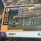 M BRADLEY BIG BEN JIGSAW PUZZLE ~MARIANSKE LAZNE CZECH REPUBLIC~1000 COMPLETE