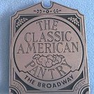 WILTON TRIVET ~THE CLASSIC AMERICAN PANTRY~THE BROADWAY~GRAY/BLACK METAL
