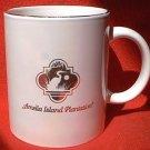 AMELIA ISLAND PLANTATION SOUVENIR MUG ~FERNANDINA FLORIDA