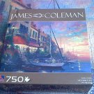 SURE-LOX JAMES COLEMAN JIGSAW PUZZLE ~HARBOUR LIGHTS~COMPLETE
