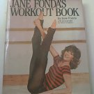 JANE FONDA'S WORKOUT BOOK~1981~HARDCOVER W/DUST JACKET~FITNESS