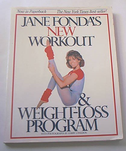 Strengthmaster Author At Vintage Strength Training: JANE FONDA'S NEW WORKOUT AND WEIGHT LOSS PROGRAM~SC BOOK
