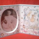 ENESCO PRECIOUS MOMENTS JOY ON ARRIVAL NEW BABY PHOTO FRAME 1991-CUTE GIFT