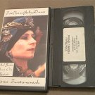 FAT CHANCE BELLY DANCE~VHS~TRIBAL BASICS VOLUME ONE REVISED~DANCE FUNDAMENTALS
