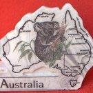 SOUVENIR AUSTRALIA PAPERWEIGHT~ KOALA BEAR
