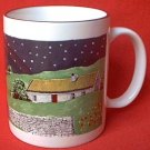 ERIC MOHN RAINBOW WONDER MUG ~ADD WARM BEVERAGE-RAINBOW APPEARS