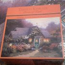 CEACO 1000 PC JIGSAW PUZZLE ~THOMAS KINKADE~WEATHERVANE HUTCH~COMPLETE