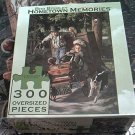CEACO HOMETOWN MEMORIES 300 PC JIGSAW PUZZLE ~BOB BYERLEY~HELP IS ON THE WAY~COMPLETE~KIDS