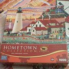 MEGA HOMETOWN COLLECTION JIGSAW PUZZLE ~HERONIM WYSOCKI~TRICK OR TREAT~HALLOWEEN~COMPLETE