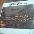 PUZZLE COLLECTION 750 PC JIGSAW~PADDLEWHEEL AND POKER~TED BLAYLOCK~COMPLETE