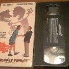WHAT ABOUT BOB? ~ VHS~BILL MURRAY, RICHARD DREYFUSS~1991 COMEDY