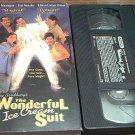 THE WONDERFUL ICE CREAM SUIT~VHS~JOE MANTEGNA, ESAI MORALES, ED. JAMES OLMOS~1999 HTF
