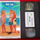 ONLY YOU~VHS~ANDREW MCCARTHY, HELEN HUNT, KELLY PRESTON~1991 RARE