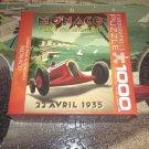 EUROGRAPHICS 1000 JIGSAW PUZZLE~MONACO GRAND PRIX AUTO RACE 1935~COMPLETE