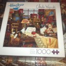 HASBRO CHARLES WYSOCKI JIGSAW PUZZLE~MAGGIE THE MESSMAKER~COMPLETE~CAT
