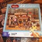 HASBRO CHARLES WYSOCKI EZ GRASP 300 JIGSAW PUZZLE~TIMBERLINE JACK'S~COMPLETE~TRADING POST