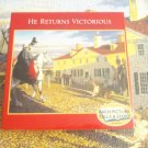 CEACO JIGSAW PUZZLE~JOHN BUXTON~HE RETURNS VICTORIOUS~GEORGE WASHINGTON~750 PC COMPLETE