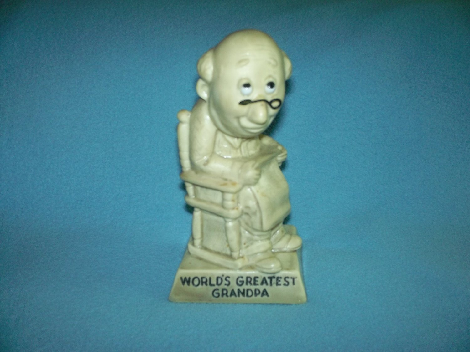 World S Greatest Grandpa Vintage Figure R Amp W Berries