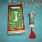 HALLMARK KEEPSAKE ORNAMENT~MILLENNIUM TIME CAPSULE~MINT IN BOX~2000