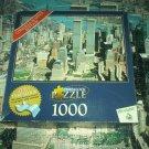 WREBBIT~NEW YORK CITY COMMEMORATIVE~JIGSAW PUZZLE~1000 PCS~COMPLETE~WTC