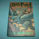 HARRY POTTER AND THE PRISONER OF AZKABAN~HC BOOK~J.K. ROWLING~1ST AMERICAN 1999