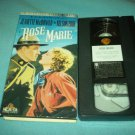 ROSE-MARIE~VHS~NELSON EDDY, JEANETTE MACDONALD~1936 MUSICAL CLASSIC