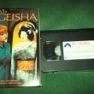 MY GEISHA~VHS~SHIRLEY MACLAINE, YVES MONTAND, BOB CUMMINGS~1962