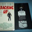 CRACKING UP~VHS~JERRY LEWIS, HERB EDELMAN~1983