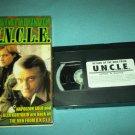 RETURN OF THE MAN FROM U.N.C.L.E.~VHS~ROBERT VAUGHN, DAVID MCCALLUM~1983 REUNION