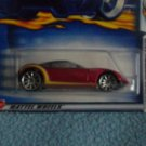 MATTEL HOT WHEELS~DIE-CAST METAL CAR~MINT~RED GOLDEN ARROW 1ST EDS. #29