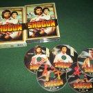 SHOGUN~DVD~RICHARD CHAMBERLAIN, TOSHIRO MIFUNE~5 DVD SET~ 1980 JAPAN SAGA