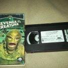 REVENGE OF THE CREATURE~VHS~JOHN AGAR, LORI NELSON~1955