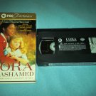CORA UNASHAMED~VHS~REGINA TAYLOR, CHERRY JONES~PBS LANGSTON HUGHES