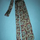 CHRISTIAN DIOR MONSIEUR~MEN'S NECKTIE~TIE~ALL SILK~USA~PAISLEY CLASSIC