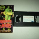 INVADERS FROM MARS~VHS~LEIF ERIKSON, ARTHUR FRANZ~1953 SCI-FI CLASSIC