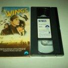 WINGS~VHS~CLARA BOW, RICHARD ARLEN, CHARLES ROGERS~1927