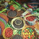 BIG BEN JIGSAW PUZZLE~SPICES AND BASKETS~BERRIES~1500 PCS~ALL PCS.
