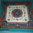 WAMCRAFT BANDANA~SOUTHWEST DESIGN~ADV. THE POINTE, HILTON RESORTS-TAPATIO CLIFFS