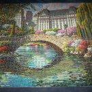 BIG BEN JIGSAW PUZZLE~SPRINGTIME IN NEW YORK~BOB PEJMAN~1500 PCS~PLAZA HOTEL